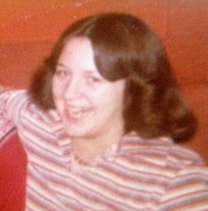 "Yep, this is me, during my ""awkward years""!"